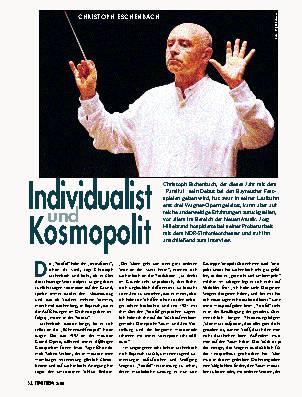 Individualist und Kosmopolit
