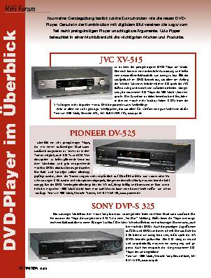 DVD-Player im Überblick