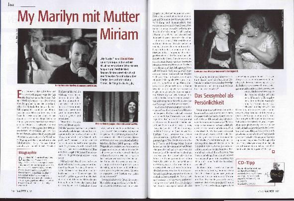 David-Klein-My-Marilyn-mit-Mutter-Miriam