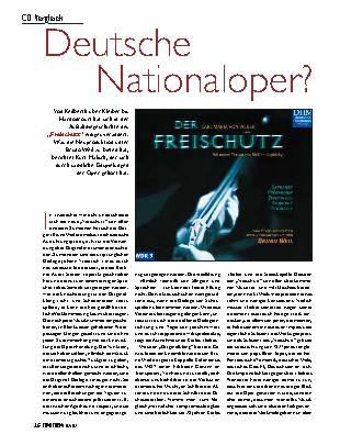 Deutsche Nationaloper?