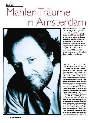 Mahler-Träume in Amsterdam