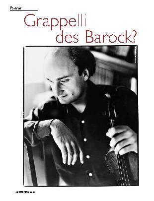 Grappelli des Barock?