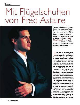 Mit Flügelschuhen von Fred Astaire