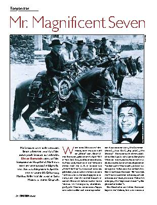 Mr. Magnificent Seven