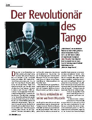 Der Revolutionär des Tango
