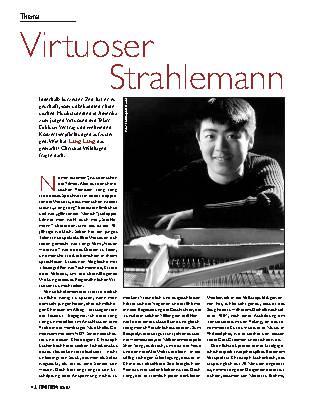 Virtuoser Strahlemann