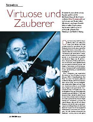 Virtuose und Zauberer