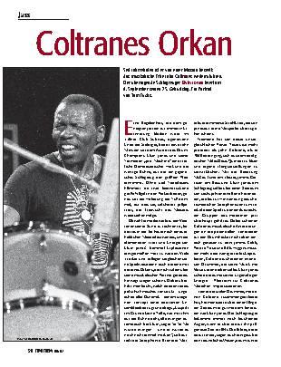 Coltranes Orkan
