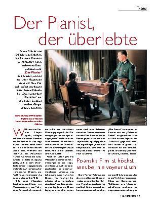 Der Pianist, der überlebte