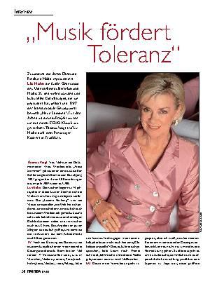 """""""Musik fördert Toleranz"""""""