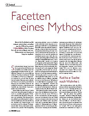 Facetten eines Mythos