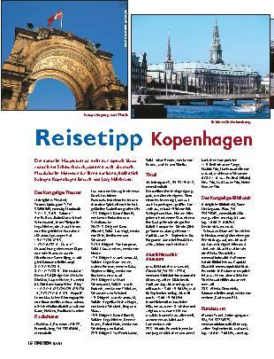 Reisetipp Kopenhagen