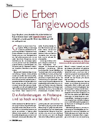 Die Erben Tanglewoods
