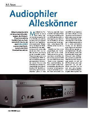 Audiophile Alleskönner
