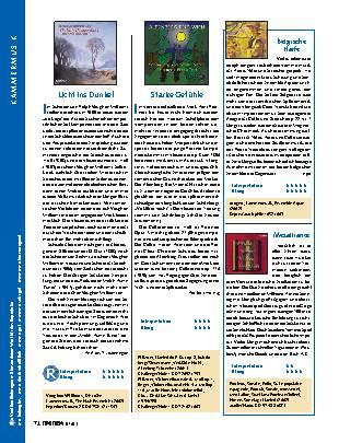 Kammermusik/Orgel
