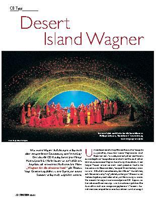 Desert Island Wagner
