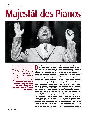 Majestät des Pianos