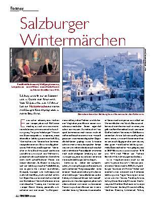 Salzburger Wintermärchen