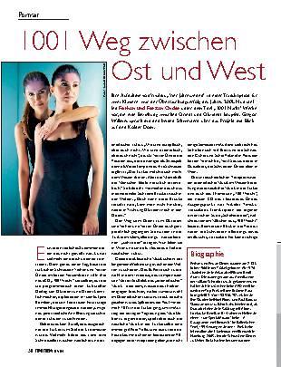 1001 Weg zwischen Ost und West
