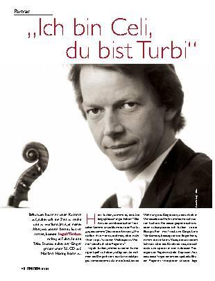 """""""Ich bin Celi, du bist Turbi"""""""