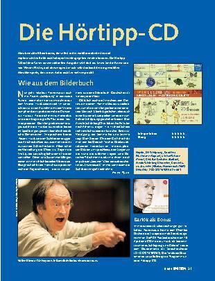 Hörtipp-CD