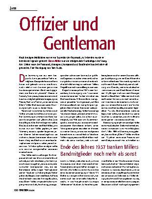 Offizier und Gentleman