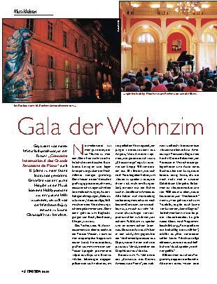 Gala der Wohnzimmer-Pianisten