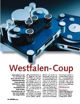 Westfalen-Coup