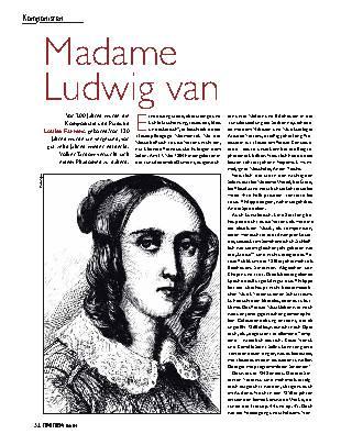 Madame Ludwig van