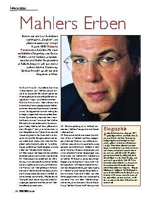 Mahlers Erben
