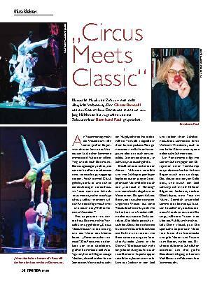 Circus Meets Classic