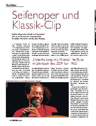 Seifenoper und Klassik-Clip