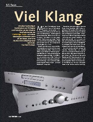 Viel Klang