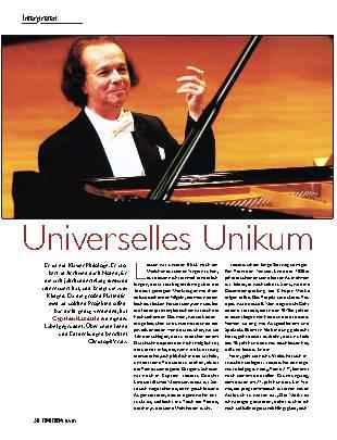 Universelles Unikum
