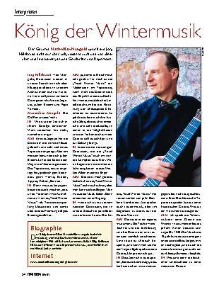 König der Wintermusik