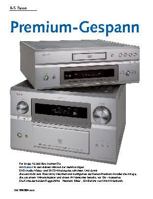 Premium-Gespann