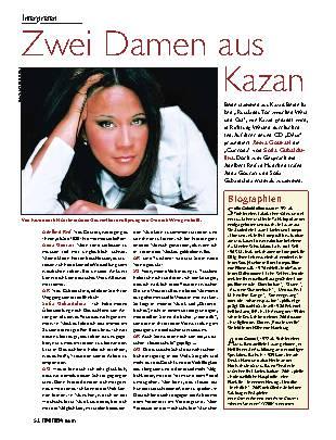 Zwei Damen aus Kazan