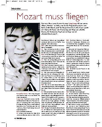 Mozart muss fliegen