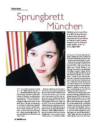 Sprungbrett München