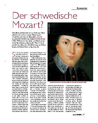 Der schwedische Mozart?