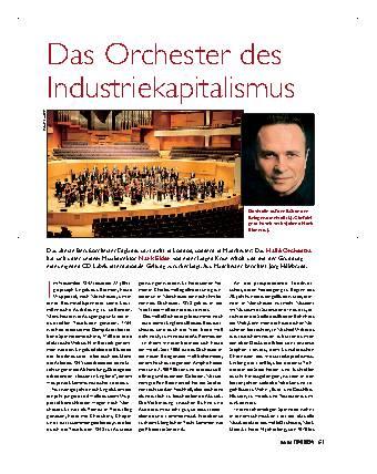 Das Orchester des Industriekapitalismus