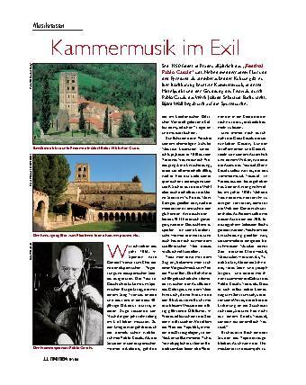 Kammermusik im Exil