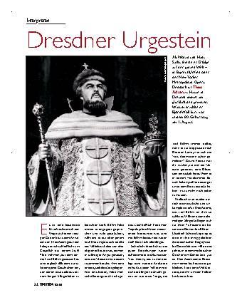 Dresdner Urgestein