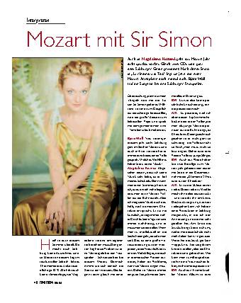 Mozart mit Sir Simon