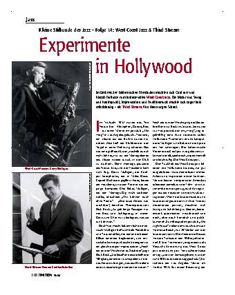 Experimente in Hollywood