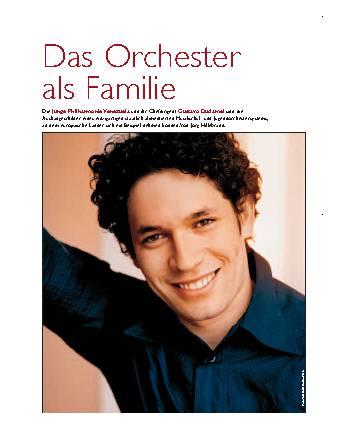 Das Orchester als Familie