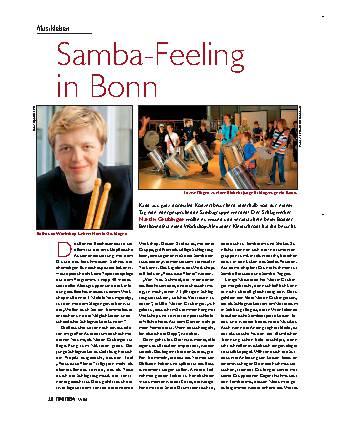 Samba-Feeling in Bonn