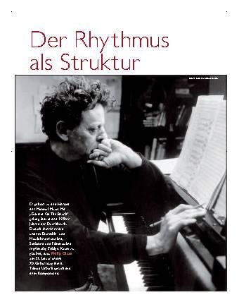 Der Rhythmus als Struktur