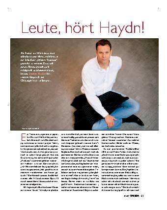 Leute, hört Haydn!