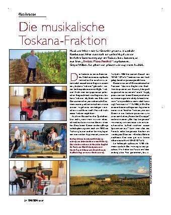 Die musikalische Toskana-Fraktion